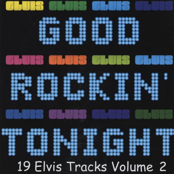 Vol.2, Elvis Tracks