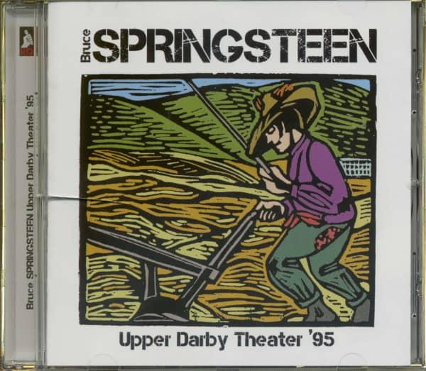 Upper Darby Theater '95 (CD)