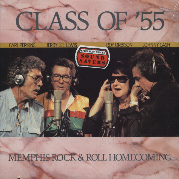 Memphis Rock & Roll Homecoming (LP, Cut-Out)