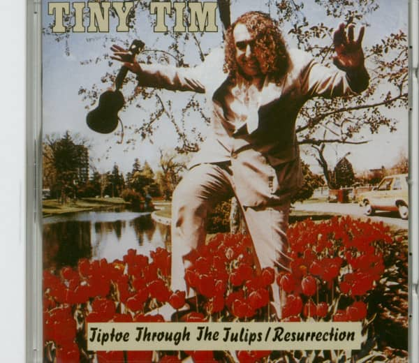 Tiptoe Through The Tulips - Resurrection (CD)