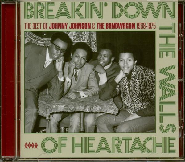 Breakin' Down The Walls Of Heartache (CD)