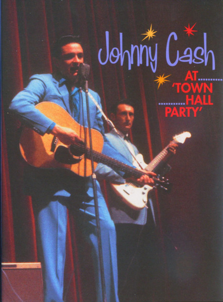 At Town Hall Party, 1958 & 1959 DVD (0)