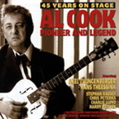Pioneer & Legend: 45 Years On Stage