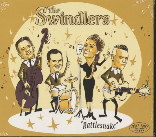 Rattlesnake (CD)