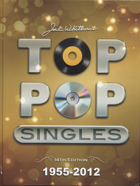 Top Pop Singles 1955-2012 (14th Edition) HB