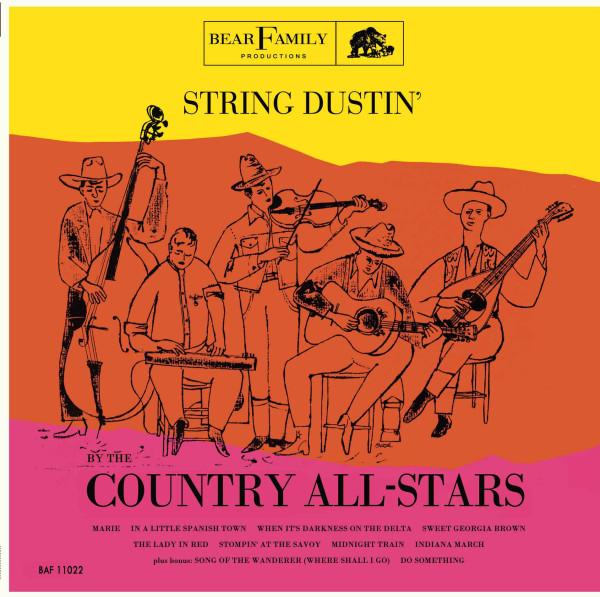 String Dustin' (LP, 10inch, Ltd.)