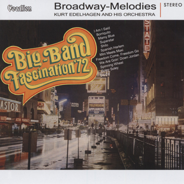 Broadway-Melodies & Big-Band Fascination '72