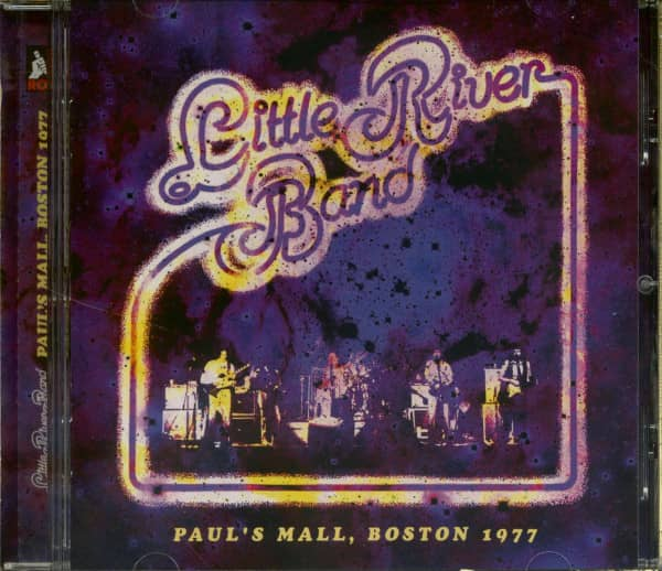 Pauls Mall, Boston 1977 (CD)