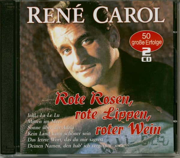 Rote Rosen, rote Lippen, roter Wein (2-CD)