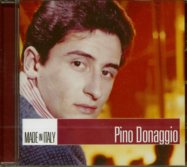 Made In Italy (CD)