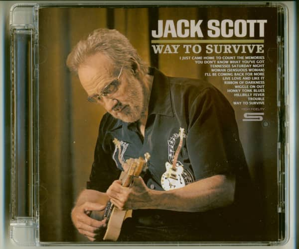 Way To Survive (CD)