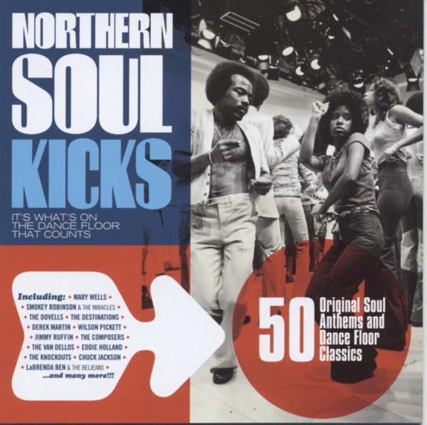 Northern Soul Kicks (2-CD)