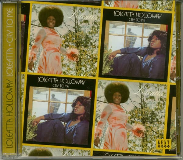 Loleatta - Cry To Me (CD)