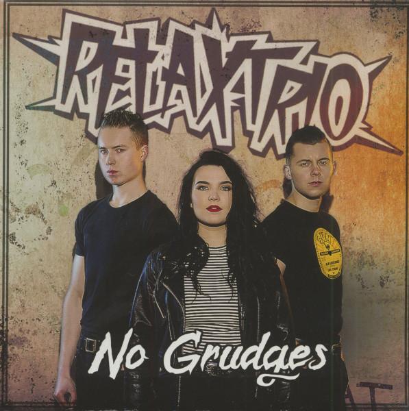 No Grudges (7inch, 45rpm, EP Ltd.)