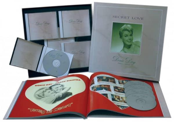 Secret Love (5-CD)