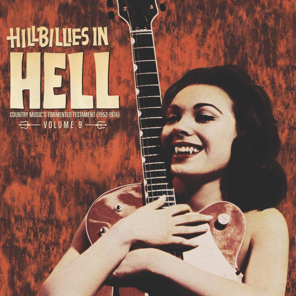 Hillbillies In Hell Vol.9 (LP, Limited Edition)