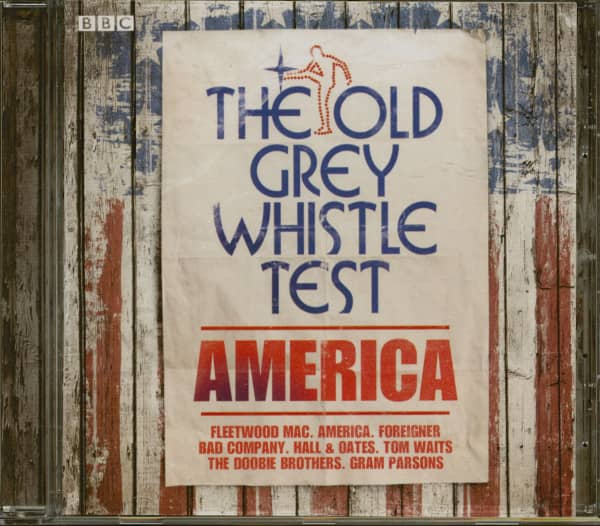 America - The Old Grey Whistle Test BBC Series (CD)