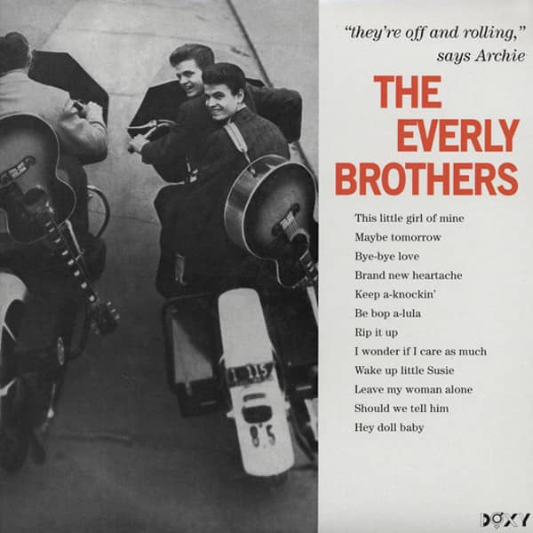 The Everly Brothers - 180g Vinyl