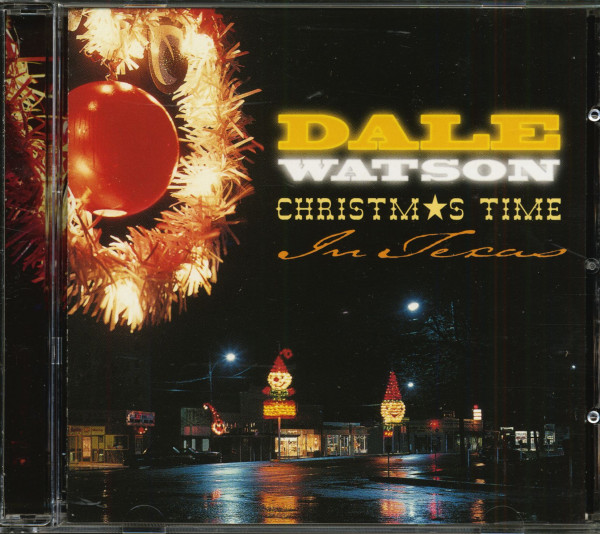 Christmas Time In Texas (CD)