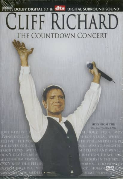 The Countdown Concert (DVD)