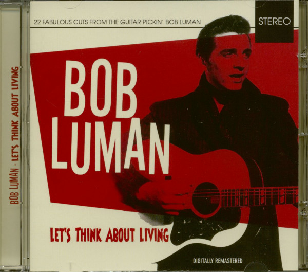 Let's Think About Living (CD)