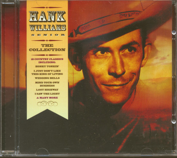 Hank Williams, Senior - The Collection (CD)