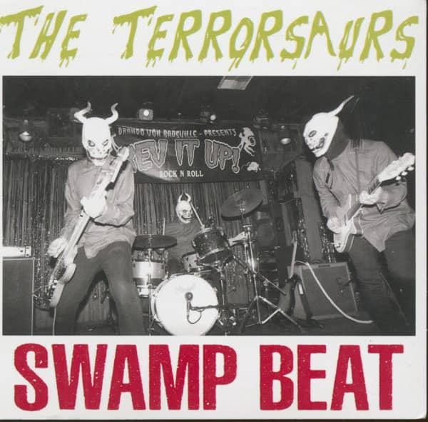 Swamp Beat (CD)