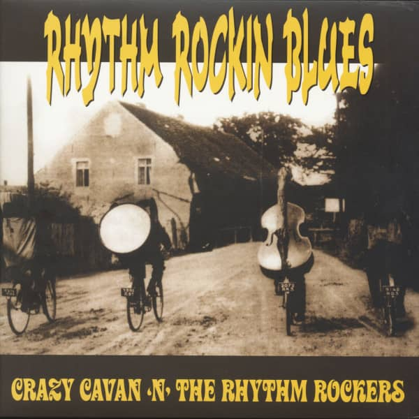 Rhythm Rockin Blues (LP)