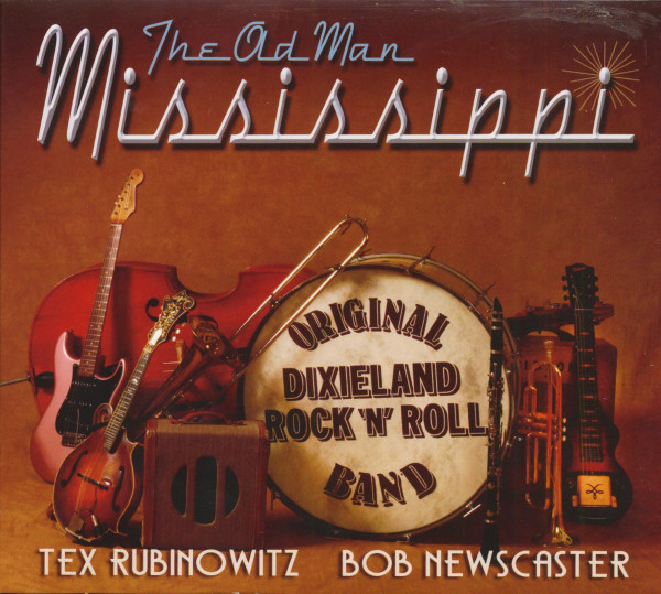 The Old Man Mississippi (CD)