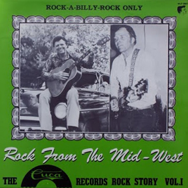 CUCA Records Story, Vol.1