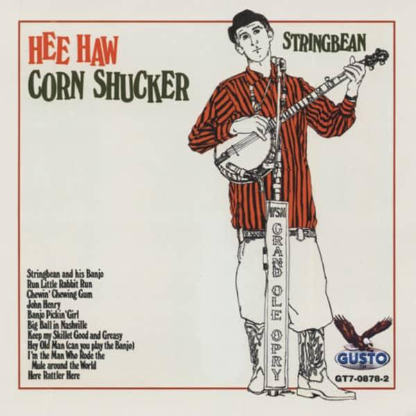 Hee Haw Corn Shucker