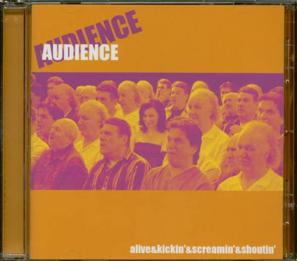 Alive & Kickin' & Screamin' & Shoutin' (CD)