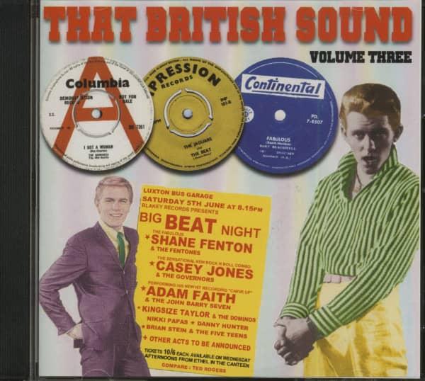 That British Sound Vol.3 (CD)