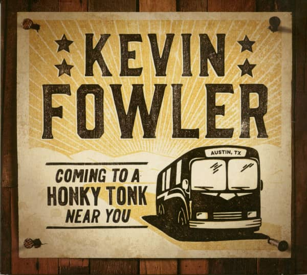 Coming To A Honky Tonk Near You (CD)