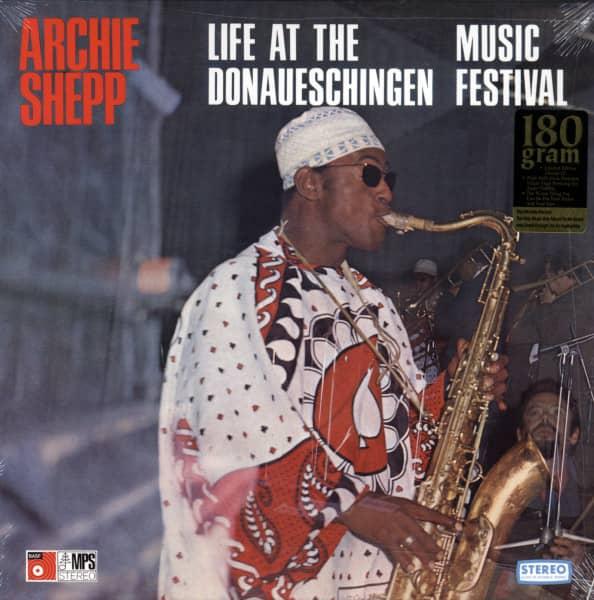 Live At The Donaueschingen Music Festival (180g)