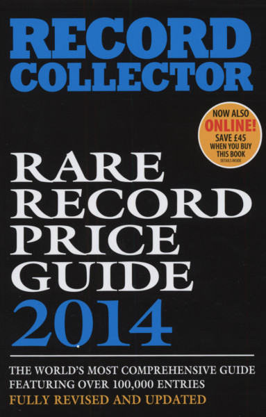 Record Collector - Rare Record Price Guide 2014 (Record Collector GB)