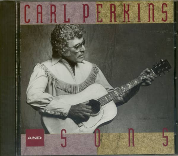 Carl Perkins And Sons (CD)