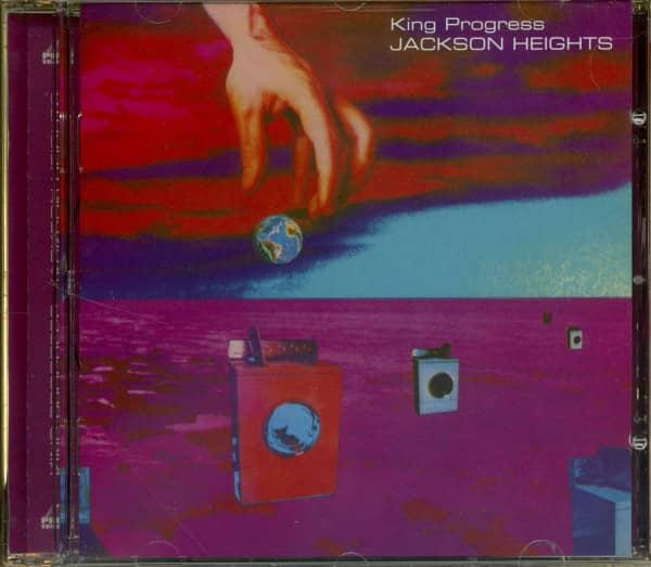 King Progress (CD)