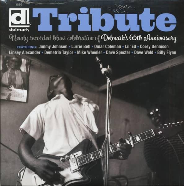 Tribute Delmark's 65th Anniversary (LP)