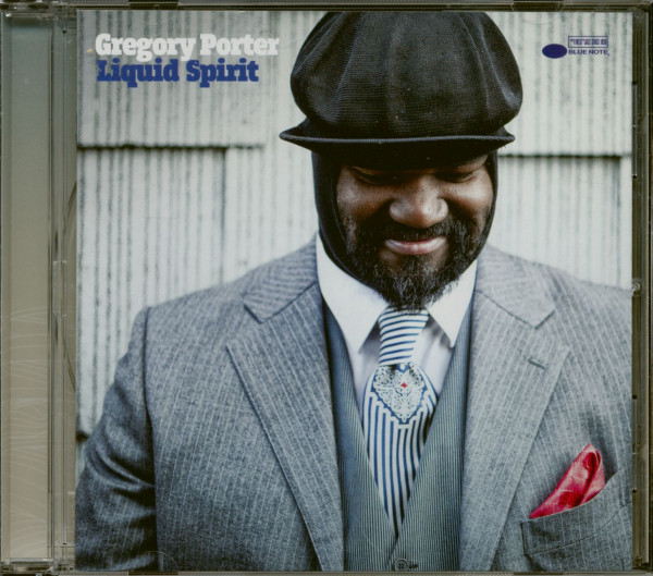 Liquid Spirit (CD)