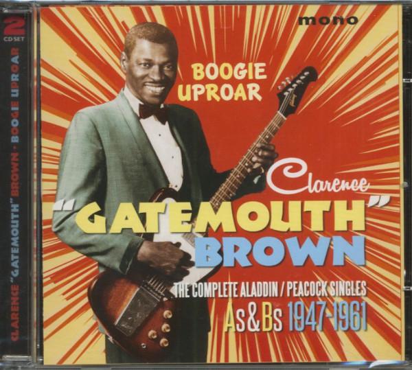 Boogie Uproar - Complete Aladdin/Peacock Singles As & Bs 1947-1961 (2-CD)