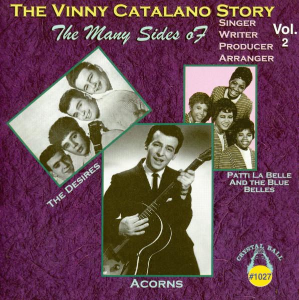 The Vinny Catalano Story Vol.2 (CD)