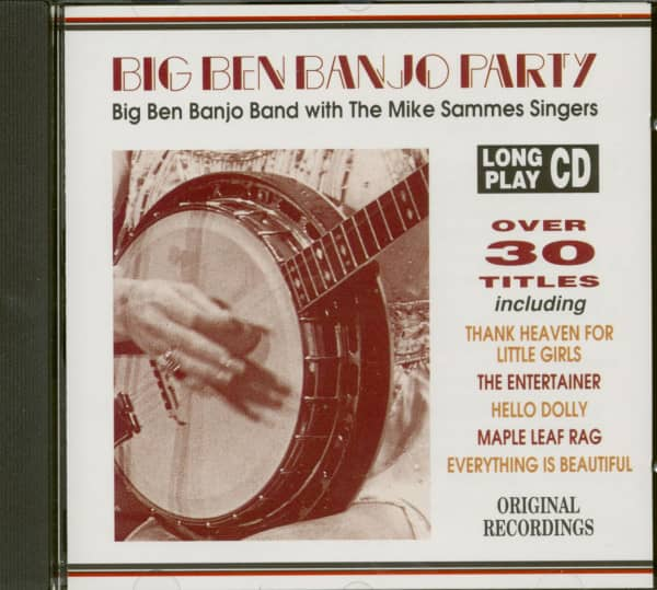 Big Ben Banjo Party (CD)