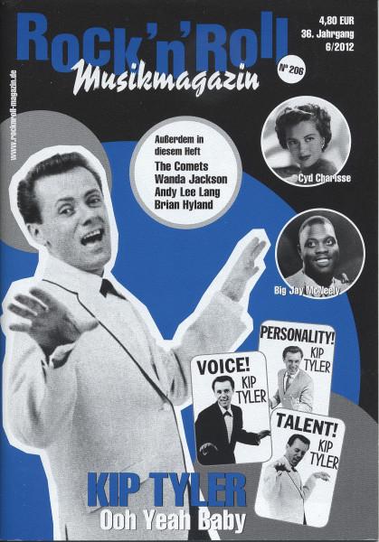 Musikmagazin 6 - 2012 # 206