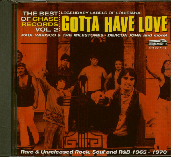 Gotta Have Love: Best Of Chase Records Vol.2 (CD)