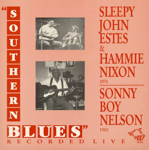 Southern Blues (LP)