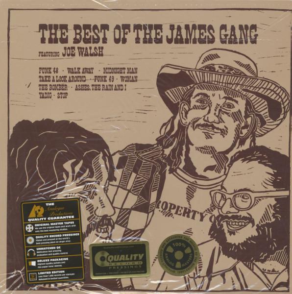 The Best Of The James Gang (LP, 200g Vinyl)