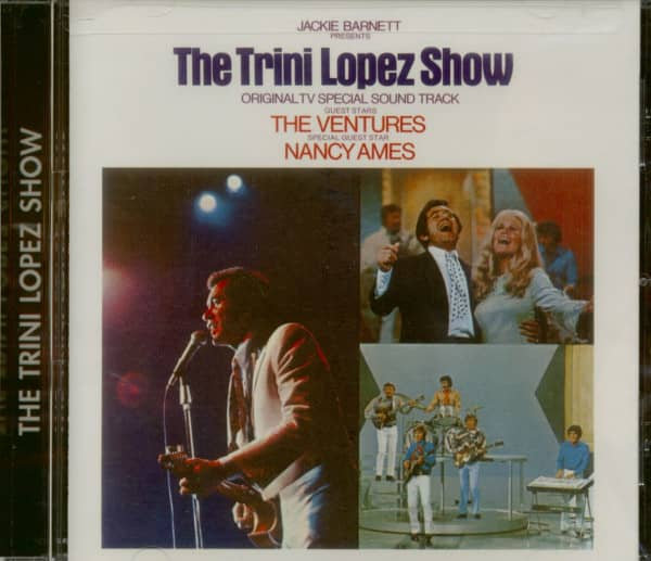The Trini Lopez Show (CD)