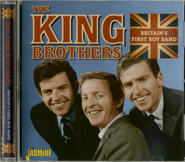 Britain's First Boy Band