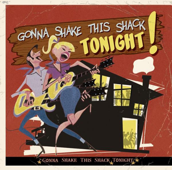 'RCA & X' - Gonna Shake This Shack Tonight